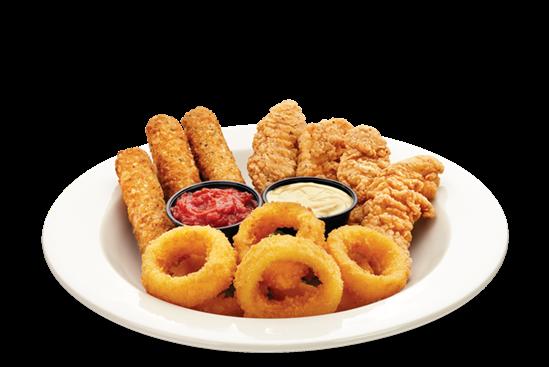 Onion Rings Appetizer